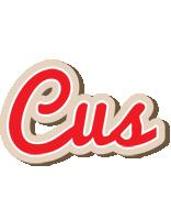 Cus chocolate logo
