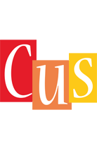 Cus colors logo