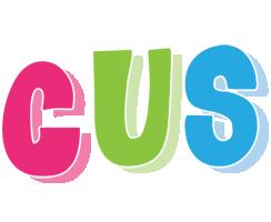 Cus friday logo