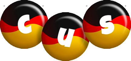 Cus german logo