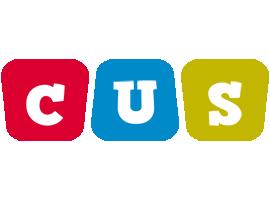 Cus kiddo logo