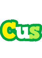 Cus soccer logo