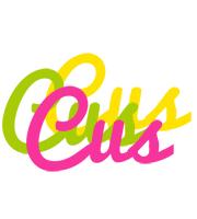 Cus sweets logo