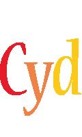 Cyd birthday logo