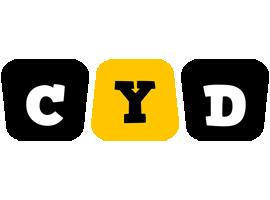 Cyd boots logo