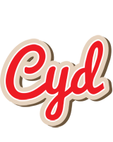 Cyd chocolate logo