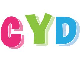 Cyd friday logo