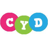 Cyd friends logo