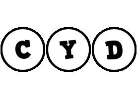Cyd handy logo