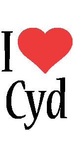 Cyd i-love logo