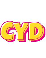 Cyd kaboom logo