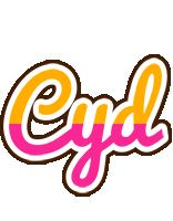 Cyd smoothie logo