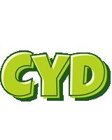 Cyd summer logo