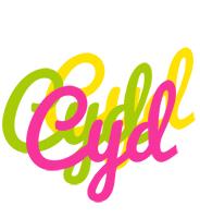 Cyd sweets logo