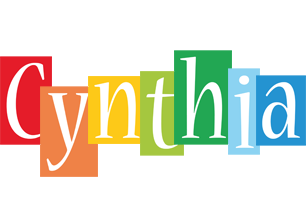 Cynthia colors logo