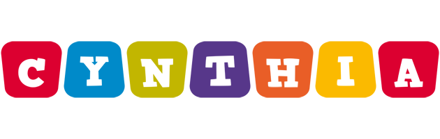 Cynthia daycare logo