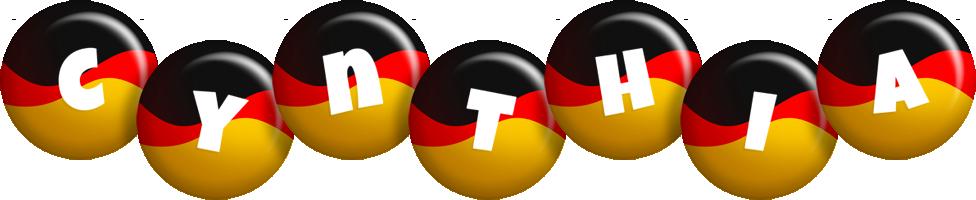 Cynthia german logo