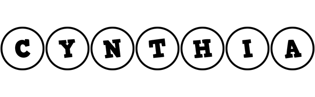 Cynthia handy logo