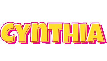Cynthia kaboom logo