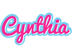 Cynthia popstar logo