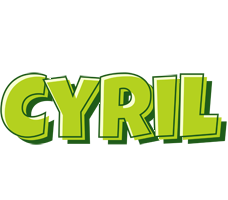 Cyril summer logo