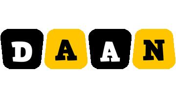 Daan boots logo