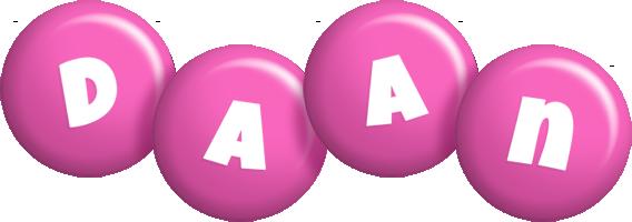 Daan candy-pink logo