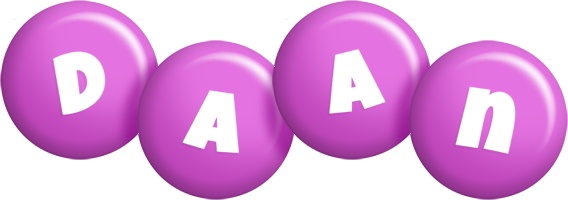 Daan candy-purple logo