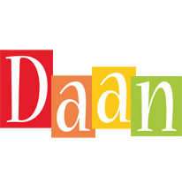 Daan colors logo