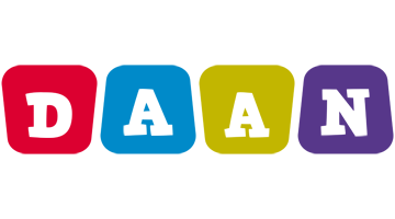 Daan daycare logo