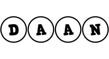 Daan handy logo