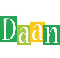 Daan lemonade logo
