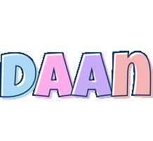 Daan pastel logo