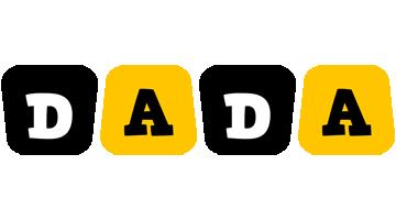 Dada boots logo