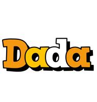 Dada cartoon logo