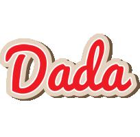 Dada chocolate logo