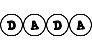 Dada handy logo