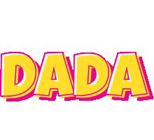 Dada kaboom logo