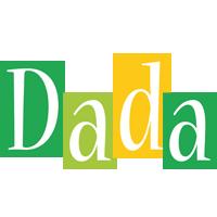 Dada lemonade logo