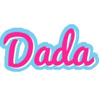 Dada popstar logo