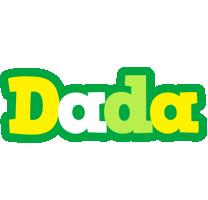 Dada soccer logo