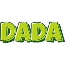 Dada summer logo