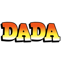 Dada sunset logo