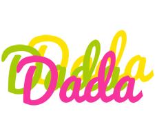 Dada sweets logo