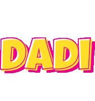 Dadi kaboom logo