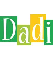Dadi lemonade logo
