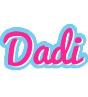 Dadi popstar logo
