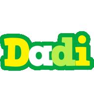 Dadi soccer logo