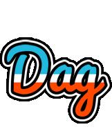 Dag america logo