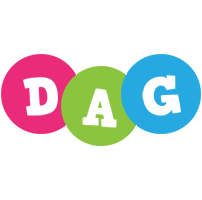 Dag friends logo